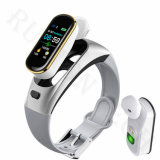 H109 Smart Bluetooth Watch Sport Waterproof Multifunction Wireless Earphone Wristband
