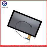 17.3 Inch USB Touch Screen Optical Bonding to LCD Panel for Medical Device