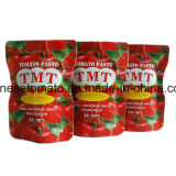 Gino Quality Tomato Paste Manufactured in China