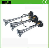 Iron Chrome Trumpets Melody Air Horn for Truck or Car