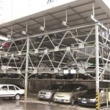 Specialty Lift-Sliding Mechanical Parking System with Ce