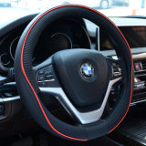 37-38cm Universal PU Leather Steering-Wheel Cover