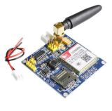 SIM800A Kit Wireless Extension Module GSM GPRS Stm32 Board Antenna