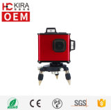 12 Lines Red Light Anti Metal Rotary Laser Level