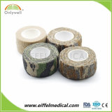 Wholesale OEM Horse Veterinary Camouflage Printed Cohesive Bandage