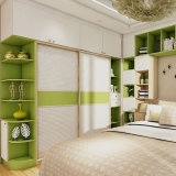 Bedroom /Cloakroom Furniture Cabinet Wardrobe with Pantry Cabinet Closet