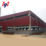 High Quality Cheap Sandwich Panel Steel Structure Workshop