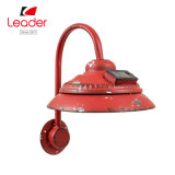 Hot Selling Metal Rustic Solar Light Lamp for Home and Garden Decoration