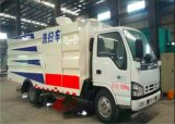 Water Cleaning and Complete Road Sweeper
