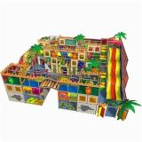 Cheer Amusement Jungle Theme Indoor Playground Equipment