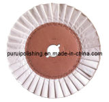 Pleated Cotton Buffs, Airway Cotton Buffs for Metal Polishing
