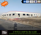 Metal Structural Framework Prefabricated Light Steel Structure Storage Building