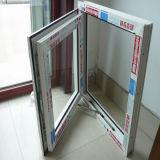 Single 4mm Glass Economic UPVC Window
