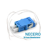 Necero 20 Years OEM Factory Supply High Reliability Best Price Fast Connector LC Sc MPO MTP Fiber Optic Adapter