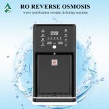 Reverse Osmosi Desktop New Launch Instant Hot Machine Table Top Plastic Electric Water Dispenser with RO Filter Purifier 50g Water Safety for Home Use Water
