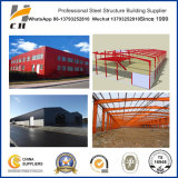 China Building Material Prefabricated Design Steel Building Steel Structure for Warehouse/Workshop and Exporting with Best Price