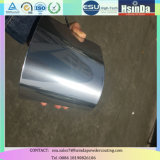 High Gloss Mirror Effect Chrome Polyester Nickel Powder Coating for Car