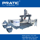 CNC 5-Axis with Moving Beam Milling Machining - (PHB-CNC6000)