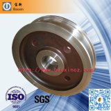 ANSI Crane Spares Forged Rail Wheel