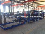 EPS/Rock Wool Roll Forming Machine EPS/Rock Wool Sandwich Panel Production Line, EPS Continuous Sandwich