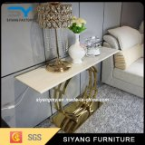 Good Selling Hotel Furniture Glass Console Table