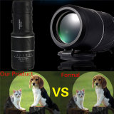 Outdoor Travel Monocular Telescope Tourism Camping Zoomable Telescopes