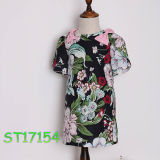 Amazing Floral Pencil Cotton Dresses for Girls