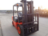 3.5ton Diesel Forklift Truck, Automatic Transmission, 3m Lifting Height, Best Factory Price