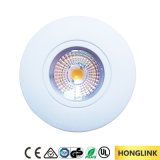 New Aluminum 4W 240lm Dimmable COB LED Under Cabinet Light