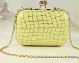 Clutch Purse with Butterfly Ladies Party Bag (BDMC078)