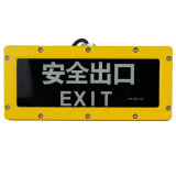 Atex Ce RoHS Competitive Price LED Free Maintenance Explosion Proof Flood Exit Lighting