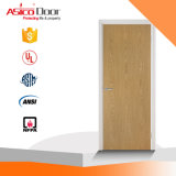 UL 10 (C) Standard Solid Oak Panelled Door