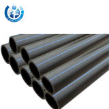 PE100 HDPE Pipe Polyethylene Pipe Pn10 Pn 16 Black Price List HDPE Water Plastic Pipes