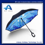 Best Selling Promotional Reverse Inverted Outdoor Umbrella Upside Down