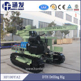 Air Compressor Pneumatic Track Mounted Drilling Rig