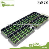 Four Colors Several Hundred Square Meter Good Price Trampoline with Jumping Rest Platform