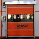 High Quality Electric High Speed Roll up Fast Shutter Door