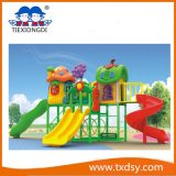 Commercial Mini Outdoor Playground Txd16-PT164-3
