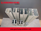 Aluminum Square Exhibition Extrusion Booth Stand Trade Show Display