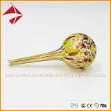 2PCS Mini Watering Glass Ball Automatic Watering Bulbs Plants Flowers Irrigation Tool (Multicolor)