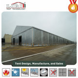 Big Warehouse Storage Tent in Africa Used as Warehouse and Industry Tent