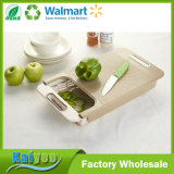 Wholesale Kitchen Polypropylene Cutting Board with Drawer