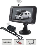 Digital Wireless Rear Vision Monitor Camera System