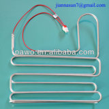 for Sale Silicone Rubber Insulation Aluminum Tube Heater/Defrost Heater