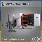 High Speed Rewinding and Slitting Machine with 3 Servo Motor