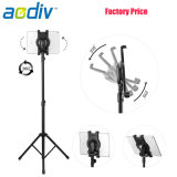2018 New Arrival Tripod Floor Stand for iPad Factory Price