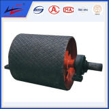 Conveyor Lagging Pulley/ Diamont Rubber Coated