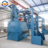 Rubber Belt Tumble Shot Blasting Machine with CE Certificate