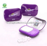 14G Fruit Flavor Tablet Candy with Mirror- Purple
