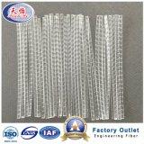 Polypropylene Polyester Crude Plastic Steel Fiber for Cement Concrete